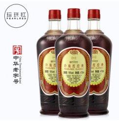 珍珠红经典 带火炙味 熟悉的包装 深入每一代人的记忆 裸瓶装/470ml*1瓶