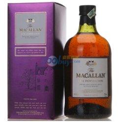 Macallan 麦卡伦1851单一麦芽苏格兰威士忌 700ml