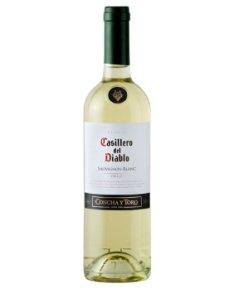 智利干露红魔鬼苏维翁干白葡萄酒