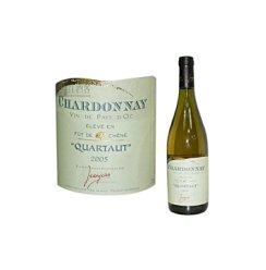 法国夸多霞多丽干白葡萄酒