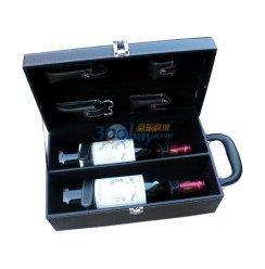 法国原瓶进口 AOC级别 法国葡萄之恋波尔多干红葡萄酒 双支高级礼盒(750ml*2)