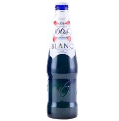 克伦堡凯旋1664(kronenbourg1664)啤酒 1664白啤酒 250ml*1瓶