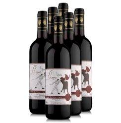 西班尼亚精选干红葡萄酒 6支装