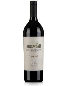 美国蒙大菲酒园纳帕谷美乐干红葡萄酒