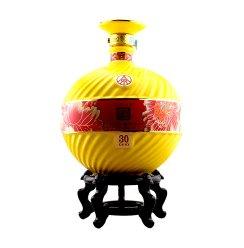 五粮液集团 荣华富贵皇至尊 52度2.5L 工艺酒