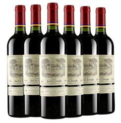 拉斐 约瑟花园法国原瓶原装进口干红葡萄酒 750ml 6支装