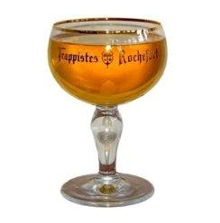 [鑫擎酒类专营店]原装进口专用啤酒杯罗斯福10号8号6号比利时修道院精酿啤酒玻璃杯