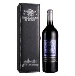 中国澜爵酒堡窖藏干红葡萄酒