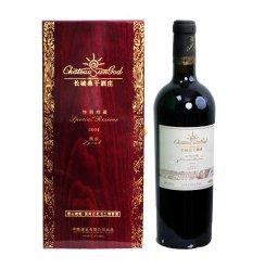 长城桑干酒庄特别珍藏2004西拉干红葡萄酒750ml