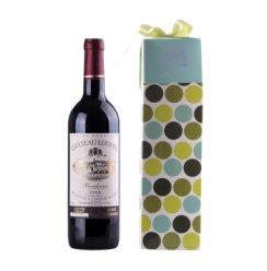 法国波尔多AOC露茜娅干红葡萄酒 750ml