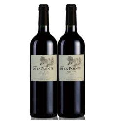 法国进口红酒  仰慕波特庄园干红葡萄酒2支组合 750ml*2