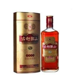 浙江绍兴黄酒古越龙山 金八年黄酒500ml单瓶