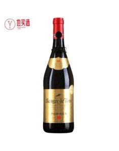 西班牙桃乐丝公牛血金标干红葡萄酒