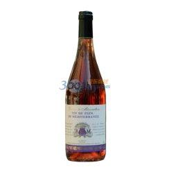 法国原瓶进口 博隆山庄桃红葡萄酒750ml