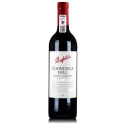 京东海外直采 澳大利亚进口红酒  Penfolds 奔富蔻兰山设拉子赤霞珠红葡萄酒 750ml