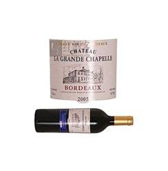 主教古堡干红葡萄酒