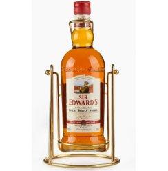 爱德华爵士威士忌2L带摇架
