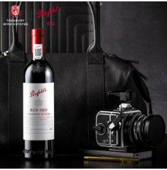 奔富(Penfolds)Bin389赤霞珠设拉子红葡萄酒 750ml单瓶装  澳大利亚原瓶进口红酒