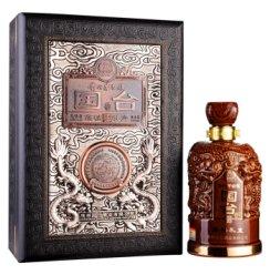 贵州国台53度500ml单支高档礼盒 酱香型白酒