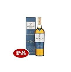 Macallan 麦卡伦12年黄金三桶单一麦芽威士忌 700ml