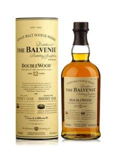 英国百富12年双桶陈酿单一麦芽苏格兰威士忌