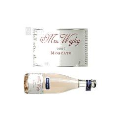 威拿庄威拿蜜丝仙桃粉红葡萄酒
