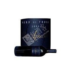 书法拉普尔阿红葡萄酒