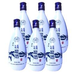 绍兴黄酒13.5°会稽山东风精雕六年陈500ml*6瓶价半甜型黄酒新老包装随机发货无原厂外箱