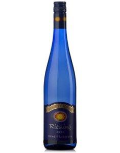 德国Blue蓝金标雷司令半干白葡萄酒