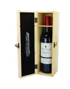 法国科瑞丝曼梅多克珍酿干红葡萄酒