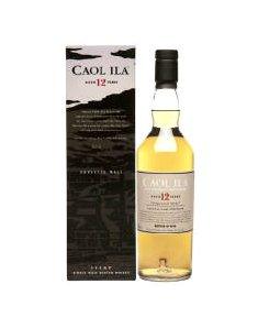 英国卡尔里拉12年单一麦芽苏格兰威士忌