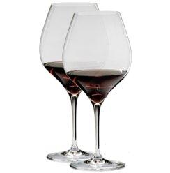 醴铎Riedel 酒神系列皮诺/尼比奥罗型红酒杯(两只装)
