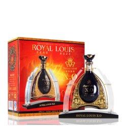 洋酒 Royal Louis 皇家路易 XO 水晶架 1500ml 法国原产
