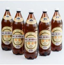 《【京东商城】波罗的海蜂蜜清淡型俄罗斯进口啤酒 1.35L*6 68.13元(需用券)》