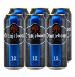 德国进口啤酒 橙色炸弹高酒精度啤酒 橙色炸弹12度啤酒500ml*6听