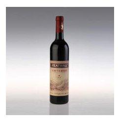 长城红葡萄酒 一星 干红750ml