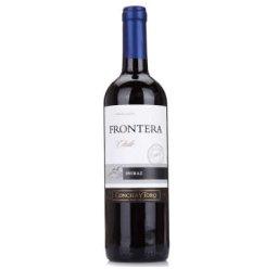 智利进口红酒 干露远山设拉子红葡萄酒 750ml(又名干露缘峰设拉子红葡萄酒 750ml)