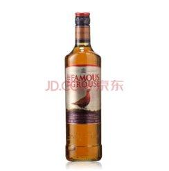 「酒牧」威雀(Grouse)威士忌 原装进口洋酒 威雀700ml