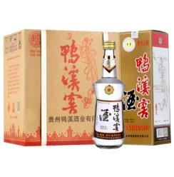 《【京东自营】鸭溪窖 白酒 54度 500ml*6瓶 289元(需用券)》