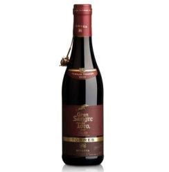 桃乐丝特选公牛血干红葡萄酒375ml