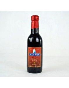 法国蓝仙姑美乐半干红葡萄酒