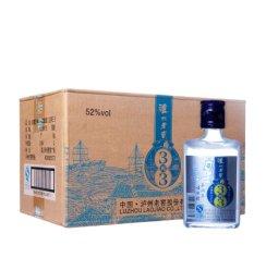 《【苏宁自营】泸州老窖 二曲酒 52度 165ml*16瓶 124元(双重优惠)》