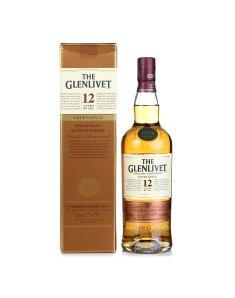 英国格兰威特12年陈酿单一麦芽苏格兰威士忌