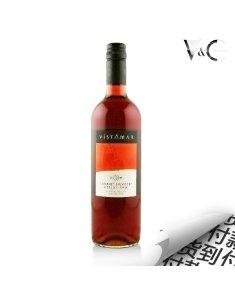 智利维斯特玛赤霞珠梅洛干型桃红葡萄酒