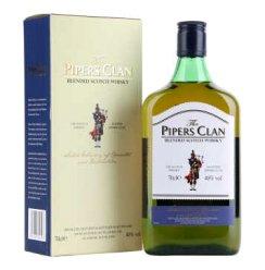 久加久 原装原瓶进口洋酒 栢诗歌威士忌700ML 鸡尾酒调酒基酒特价