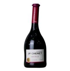 香奈(J.P.CHENET)法国原瓶进口红酒整箱  歪脖子西拉干红葡萄酒750ML 单瓶装