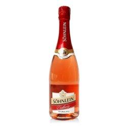 德国原瓶进口  汉凯君来甜红桃红起泡红葡萄酒750ml  桃红起泡