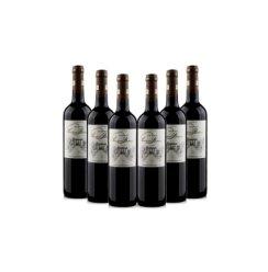 康达美勒城堡干红葡萄酒整箱6瓶装