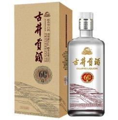 《【京东自营】古井贡酒 60窖龄 50度 500ml 100.6元(双重优惠)》