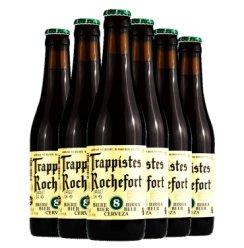 比利时进口啤酒 罗斯福 奥威 西麦尔三料 智美 等修道院酿造啤酒 罗斯福8号啤酒330ml*6瓶